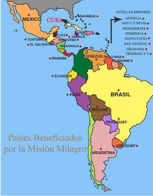 Continente Americano Grande Mapa Continente Americano